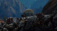 Gollum Trailer Closeup