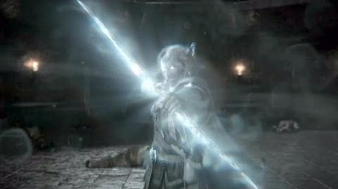 Official Shadow of Mordor E3 CG Trailer Gravewalker