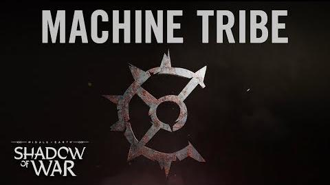 Official Shadow of War Machine Tribe Trailer