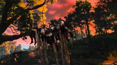 The Witcher 3 on PS4 First gameplay