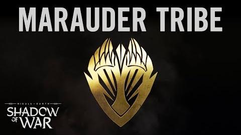 Official Shadow of War Marauder Tribe Trailer