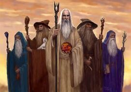The Istari Wizards
