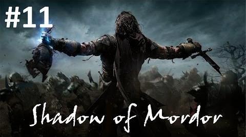 11 - Queen of the Shore - Shadow of Mordor Walkthrough