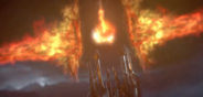 Eye of Sauron in-game