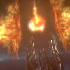 Глаз Саурона в <i><a href=