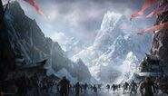 The lord of the rings war in the north conceptart crK7k