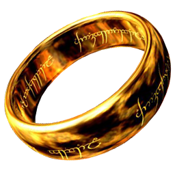 File:One Ring PNG.png