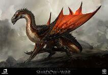 Shadow of War - Drake