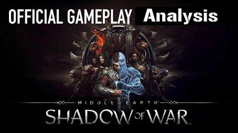 Middle Earth Shadow of War Official Gameplay Breakdown!