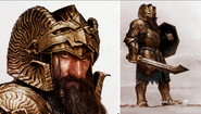 Thorin Alternate Regal Heavy Armour