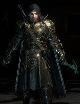 Dark Talion in Armor