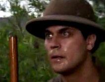 Mr. White in the Amazon