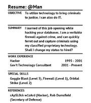 Resume AtMan