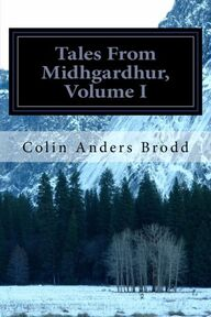 Tales From Midhgardhur Paperback Cover
