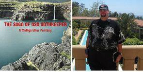 The Saga of Asa Oathkeeper Advetisement