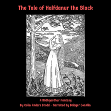 The Tale of Halfdanur the Black Audiobook