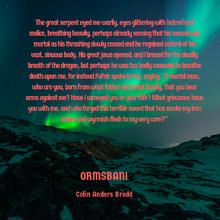 Ormsbani Text