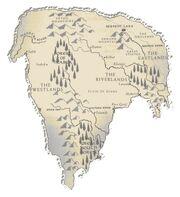 Map of novindus