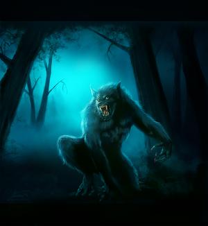 Werewolf by gfxglobe