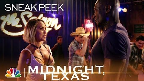 Season 2, Episode 2 Lem Handles Olivia's Business - Midnight, Texas (Sneak Peek)