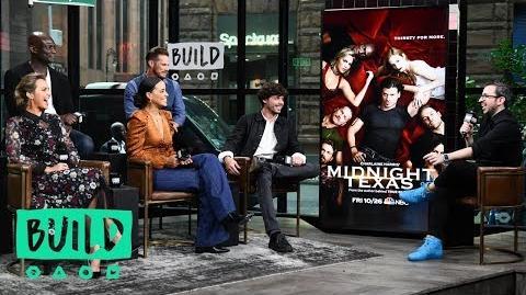 "The Cast Of ""Midnight, Texas"" Discuss Season 2"