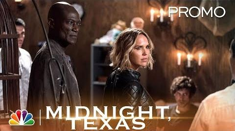 Season 2, Episode 1 It's Time to Go Back to Midnight - Midnight, Texas (Promo)