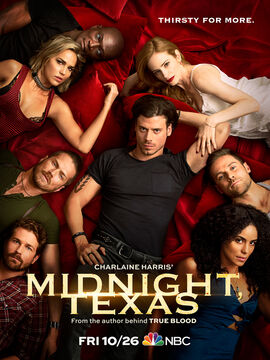 Midnight, Texas Season Two Promotional Poster