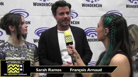 WonderCon 2017 'Midnight, Texas' Sarah Ramos & François Arnaud