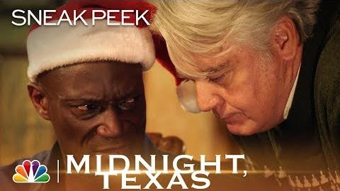Season 2, Episode 5 Olivia & Lem Are Trapped in a Holiday Nightmare - Midnight, Texas (Sneak Peek)
