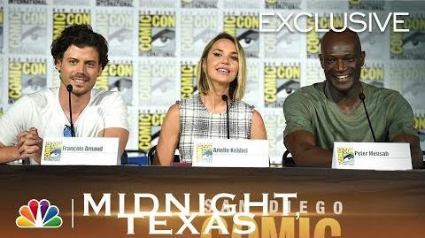 Midnight, Texas - Comic-Con 2018 Full Panel (Digital Exclusive)