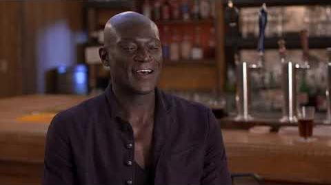 Midnight, Texas Season Two (NBC) PETER MENSAH