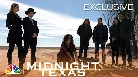 A Local's Glossary - Midnight, Texas (Digital Exclusive)