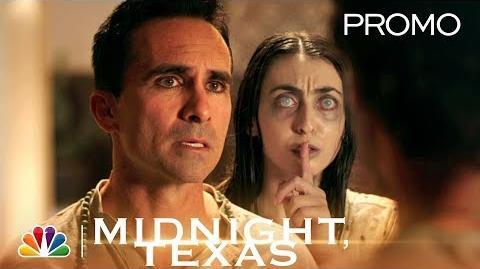 Season 2, Episode 5 A Death Reveals a Mystery - Midnight, Texas (Promo)