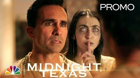 Season 2, Episode 5 A Death Reveals a Mystery - Midnight, Texas (Promo)