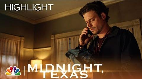 Creek's Gone, Again - Midnight, Texas (Episode Highlight)