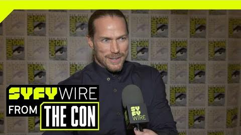 Midnight Texas Cast Preview Season 2 And Tease Some New Relationships SDCC 2018 SYFY WIRE