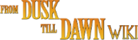 From Dusk Til Dawn Wordmark