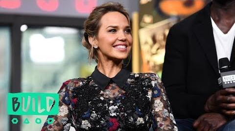 "The Unusual Way Arielle Kebbel Prepares For Her Role On ""Midnight, Texas"""