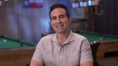 Midnight, Texas Season Two (NBC) NESTOR CARBONELL