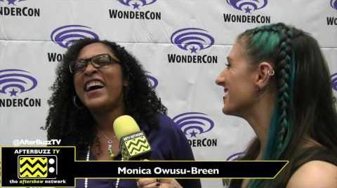 WonderCon 2017 'Midnight, Texas' Monica Owusu-Breen
