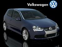 2008 Volkswagen R32 V