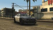MCLA Dodge Charger LAPD