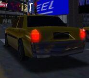 MCSR Ford Crown Victoria Rear