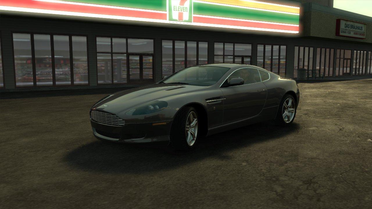Aston Martin DB Midnight Club Wiki FANDOM Powered By Wikia - Aston martin los angeles