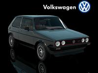 1983 Volkswagen Golf I