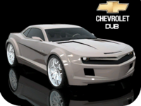 2008 Chevrolet Camaro DUB edition