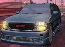 MC3 DUB Edition GMC Yukon Denali