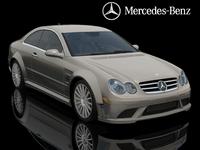 2008 Mercedes-Benz CLK 63 AMG