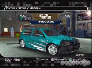 MC3 DUB Edition Volkswagen Golf