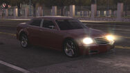 MCLA Chrysler 300-Like Car